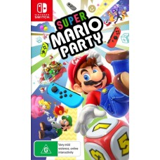 Super Mario Party (Switch, русская версия), 222370, Приключения/Экшн