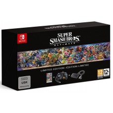 Super Smash Bros Ultimate Limited Edition (Switch, русская версия), , Nintendo