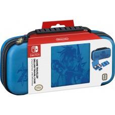 Набор аксессуаров Legend of Zelda для Switch (оригинал, голубой, чехол и 2 кейса для картриджей), 1014501, Nintendo
