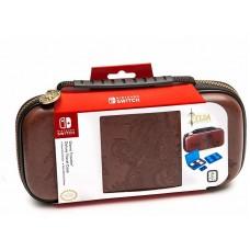 Набор аксессуаров Legend of Zelda для Switch (оригинал, чехол и 2 кейса для картриджей, коричневый), 235700, Nintendo