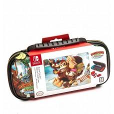 Набор аксессуаров Donkey Kong для Switch (BigBen, чехол и 2 кейса для картриджей), 235701, Nintendo