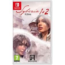 Syberia 1 & 2 (Switch, русская версия), 221329, Приключения/Экшн