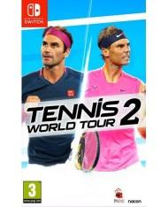 Tennis World Tour 2 (Switch, русские субтитры)