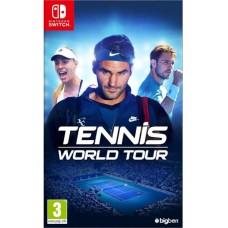 Tennis World Tour (Switch, русские субтитры), 221313, Спорт