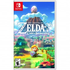 The Legend of Zelda Links Awake..