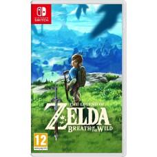 The Legend of Zelda Breath of the Wild (Switch, русская версия), 217915, Приключения/Экшн