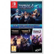 Trine Ultimate Collection (Switch, русские субтитры), ,