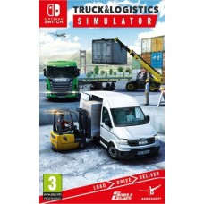 Truck & Logistics Simulator (Switch)