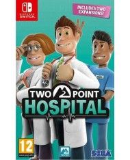 Two Point Hospital (Switch, русские субтитры)