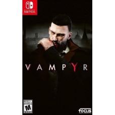 Vampyr (Switch, русские субтитры), 225145, Приключения/Экшн