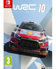 WRC 10 (Switch, русские субтитры)