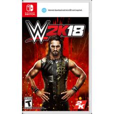 WWE 2K18 (Switch), , Nintendo