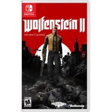 Wolfenstein II The New Colossus (Switch, русская версия), 221419, Шутеры