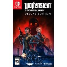 Wolfenstein Youngblood Deluxe Edition (Switch, русские субтитры), 223784, Шутеры