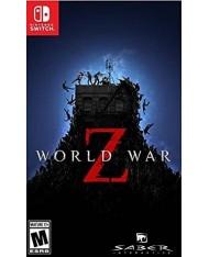 World War Z (Switch, русские субтитры)