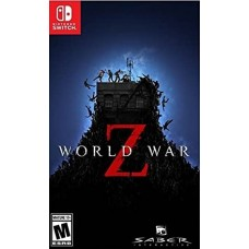 World War Z (Switch, русские субтитры), ,