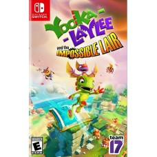 Yooka-Laylee Impossible Lair (Switch), 225347, Приключения/Экшн