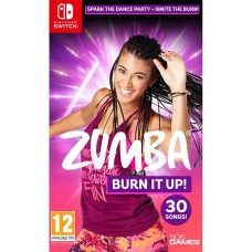 Zumba Burn it Up (Switch,русска..