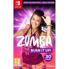 Zumba Burn it Up (Switch,русская версия), 225215, Спорт