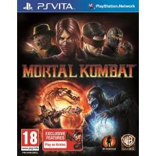 Mortal Kombat (PS VITA), 9122, Игры для PS VITA