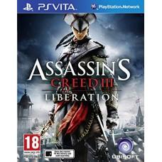 Assassins Creed Liberation (PS VITA, русские субтитры), PS VITA, Игры для PS VITA