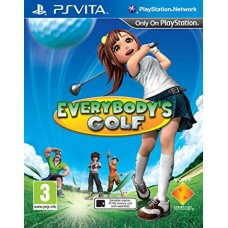 Everybodys Golf (PS Vita), , Игры для PS VITA