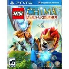 LEGO Legends of Chima Lavals Journey (PS VITA), ,