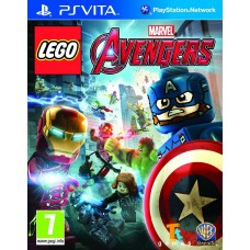 LEGO Marvel Avengers (PS VITA, русские субтитры), , PS VITA