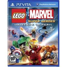 LEGO Marvel Super Heroes (PS VITA), 81575, Игры для PS VITA