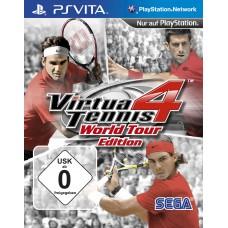 Virtua Tennis 4: World Tour (PS Vita, русская версия), , Игры для PS VITA