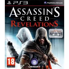 Assassins Creed: Revelations (PS3), 5945, Приключения/Экшн