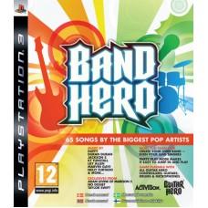 Band Hero Standalone Game (PS3), 61094, Приключения/Экшн