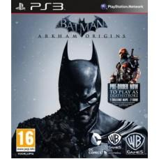 Batman Arkham Origins (PS3, русские субтитры), 204028, Приключения/Экшн