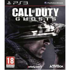 Call of Duty Ghosts (PS3)..