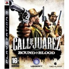 Call of Juarez Bound in Blood (PS3), , Шутеры