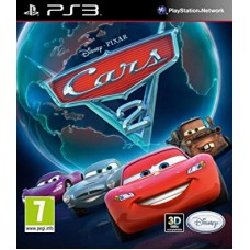 Cars 2 The Videogame (PS3)..