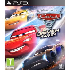 Cars 3 Driven to Win (PS3, русские субтитры), 1022416, Гонки