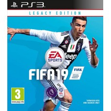 FIFA 19 Legacy Edition (PS3, ру..