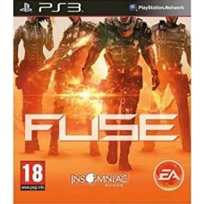 FUSE (PS3), 202343, Шутеры