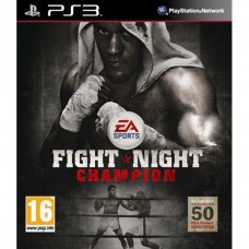 Fight Night Champion (PS3)..