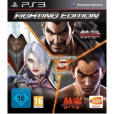 Fighting Edition (PS3), 209556, Драки
