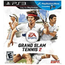 Grand Slam Tennis 2 Move Compatible (PS3), ,
