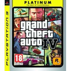 Grand Theft Auto IV (PS3), , Приключения/Экшн