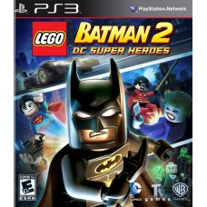 LEGO Batman 2 DC Super Heroes (PS3, русские субтитры), 209526, Приключения/Экшн