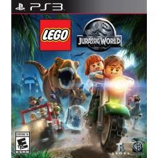 LEGO Jurassic World (PS3, русские субтитры), 152994, Приключения/Экшн