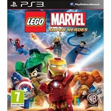 LEGO Marvel Super Heroes (PS3, русские субтитры), 510974, Приключения/Экшн