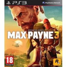 Max Payne 3 (PS3, русские субтитры), , Шутеры