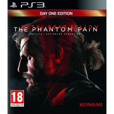 Metal Gear Solid V The Phantom ..