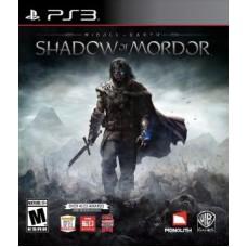 Middle-earth Shadow of the Mordor (PS3, русские субтитры), 88292, Приключения/Экшн