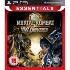 Mortal Kombat vs. DC Universe (PS3, ESN), , Драки